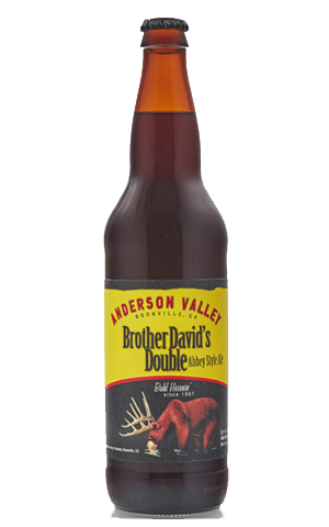 Anderson Valley Brewing Co. Brother David's Belgian-style Double Ale