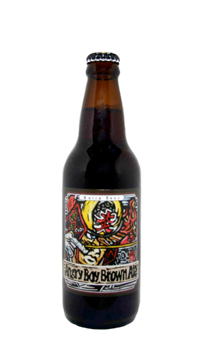 Baird Brewing Angry Boy Brown Ale
