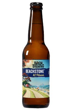 Bach Brewing Beachstone Pilsener