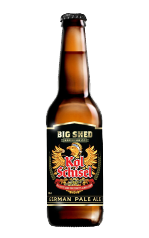 Big Shed Brewing KolsChisel