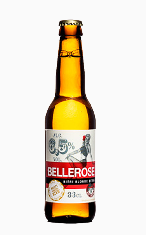 Brasserie Des Sources Bellarose Blonde