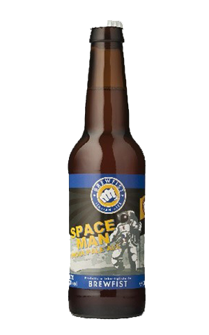 Brewfist Spaceman