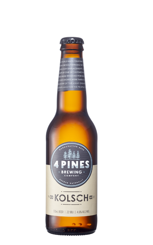 4 PINES BREW KOLSCH