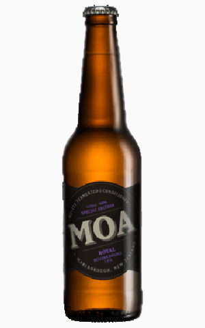 Moa Brewing Co. - Moa Southern Alps White IPA 500ml