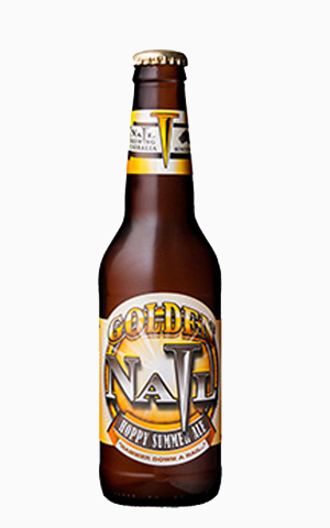 Nail Brewing Golden Nail