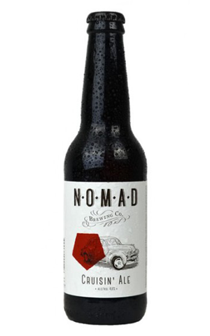 Nomad Brewing Co. - Nomad Cruisin Ale