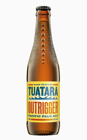 Tuatara Outrigger Pacific Pale Ale