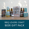BBQ Lovers Craft Beer Gift Pack