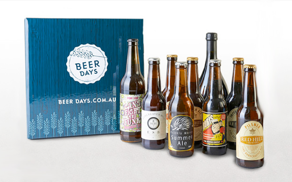 Beer Days Beer Club - Recurring Orders