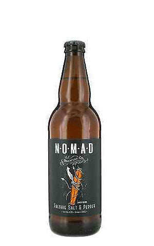 Nomad Brewing Freshie Salt n Pepper Gose