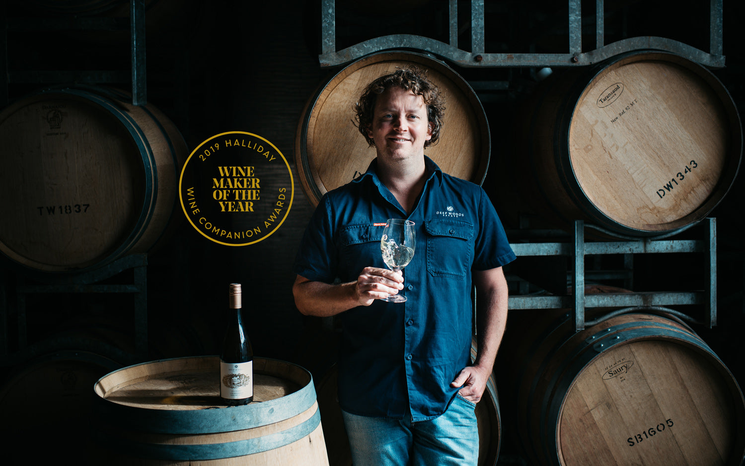 julian langworthy named winemaker of the year by james halliday