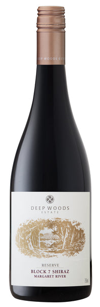2015 reserve block 7 shiraz