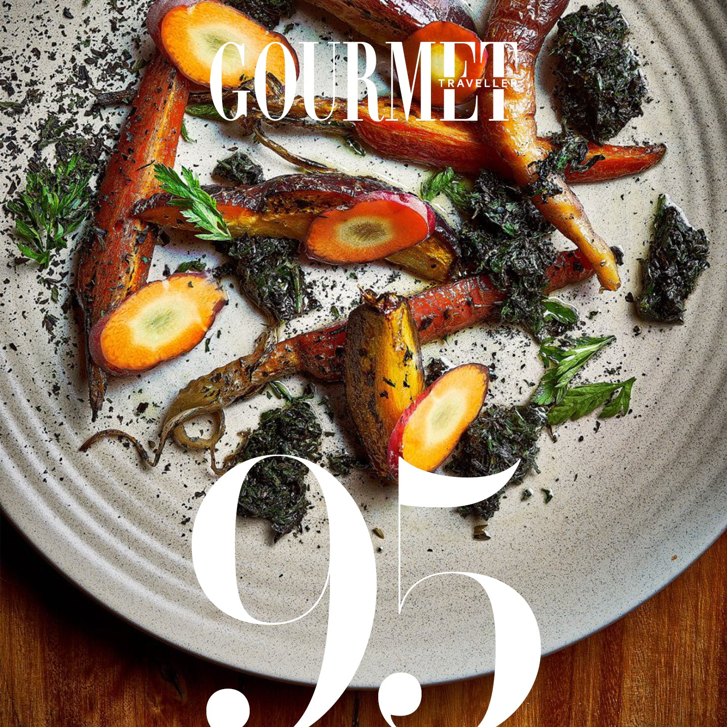 millbrook named in gourmet traveller top 100 restaurants