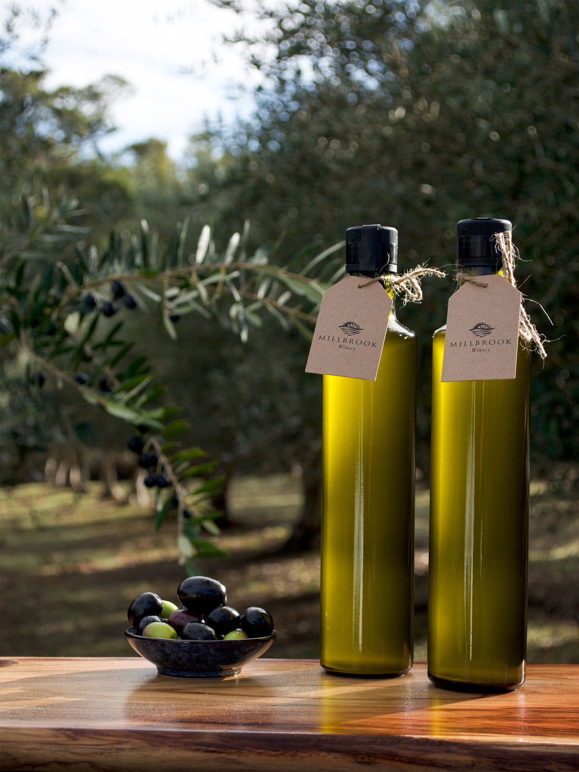 Millbrook Extra Virgin Olive Oil now on sale