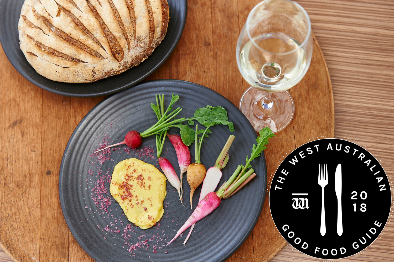 millbrook #5 in the top 50 restaurants in western australia