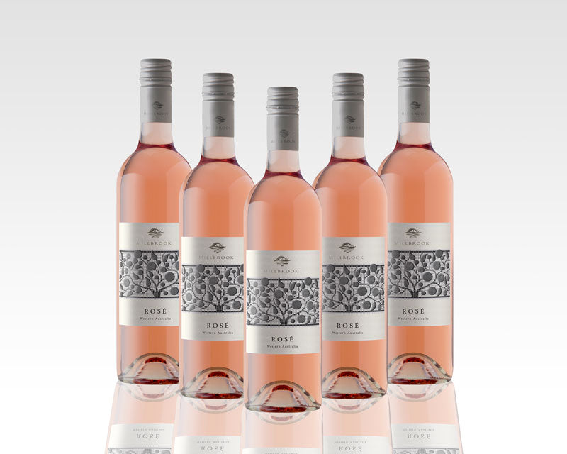 Introducing the first ever Millbrook Rosé!