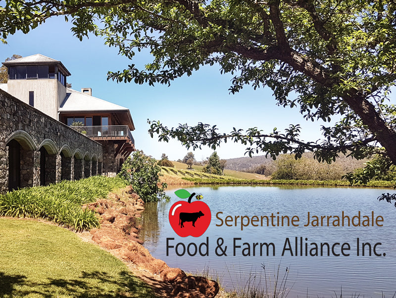 Join us for the 'Food and Farms in the Shire of SJ' book launch