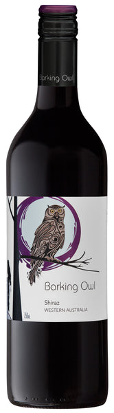 BARKING OWL SHIRAZ 2014