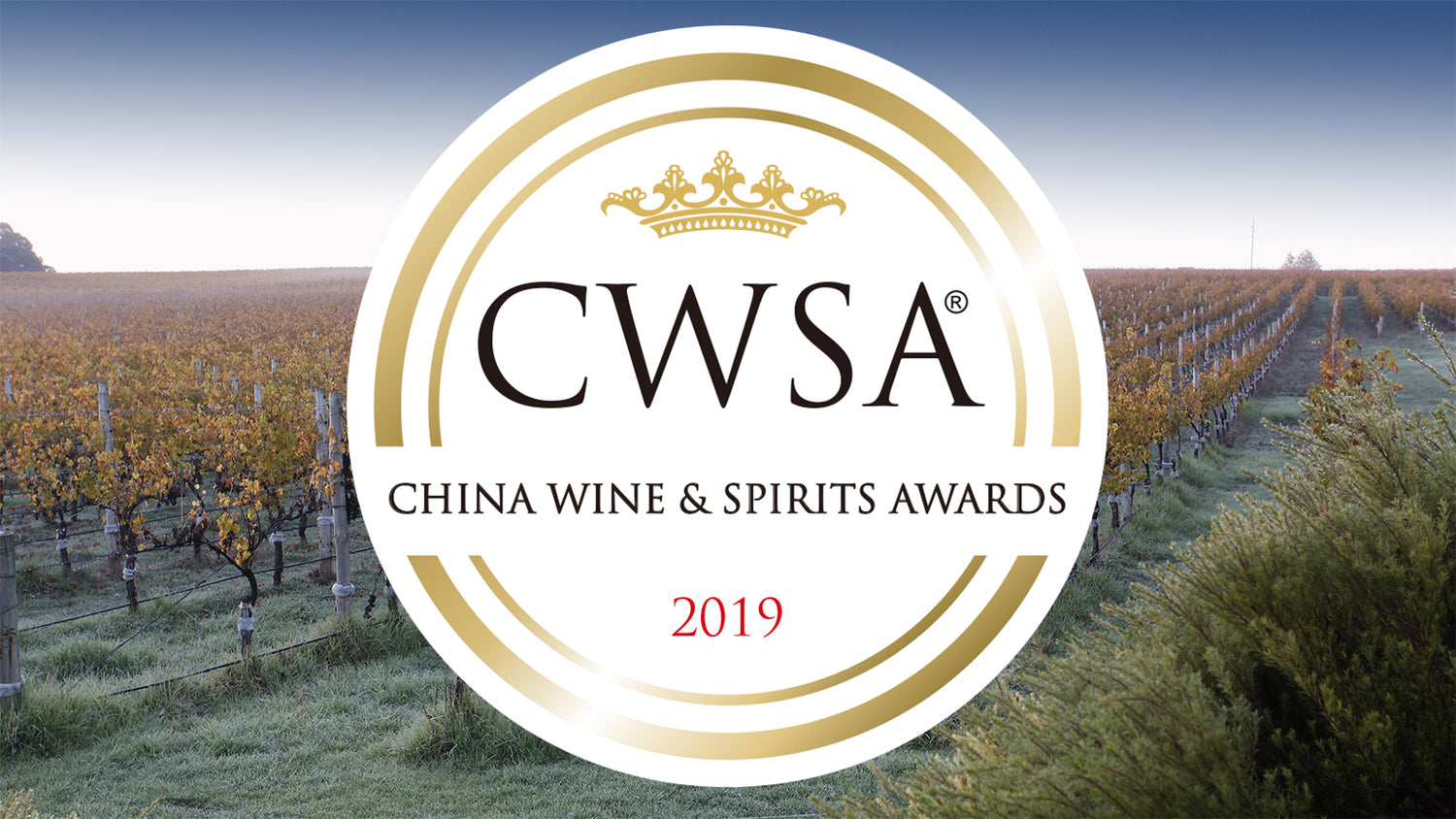 new-look smithbrook wines win gold at the china wine & spirits awards 2019