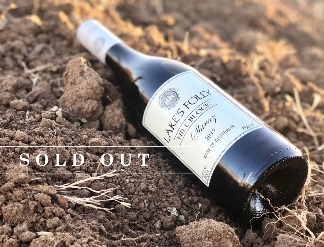 55 Years in the Making | Hill Block Shiraz - New Release