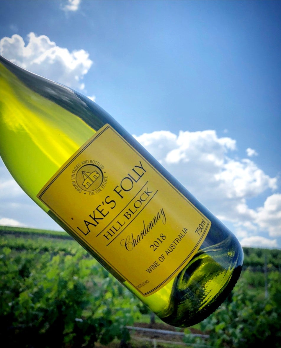 NEW RELEASE | HILL BLOCK CHARDONNAY 2018