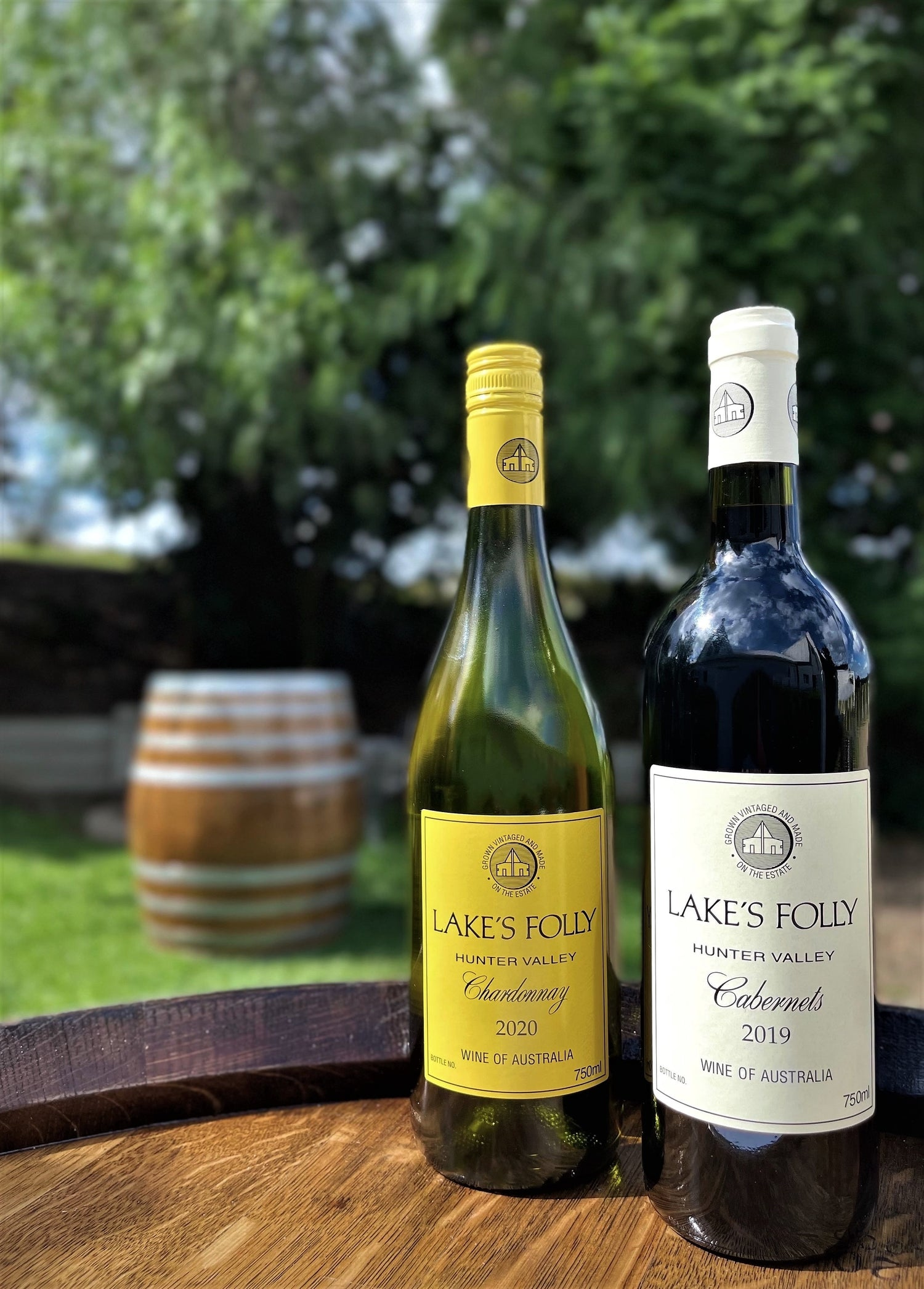 NEW RELEASES | 2019 Cabernets & 2020 Chardonnay