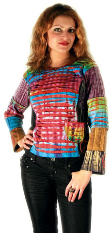 Rainbow Razor Claw Shirt