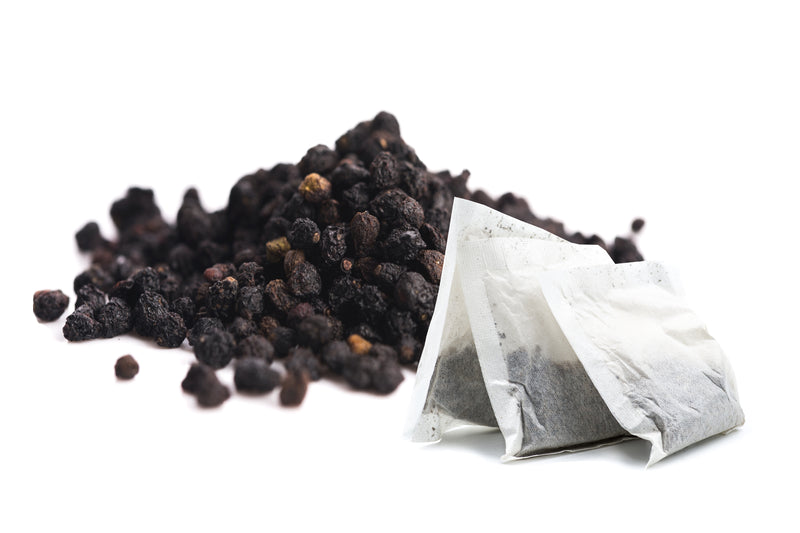 Elderberry Tea Bags (20 Bags - 2 grams/Tea Bag)