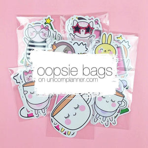 Oopsie Bags Are Back!