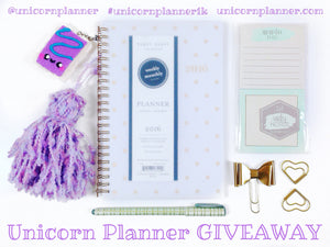 Unicorn Planner on Instagram