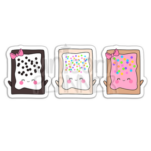 New Toaster Pastry Die Cuts!