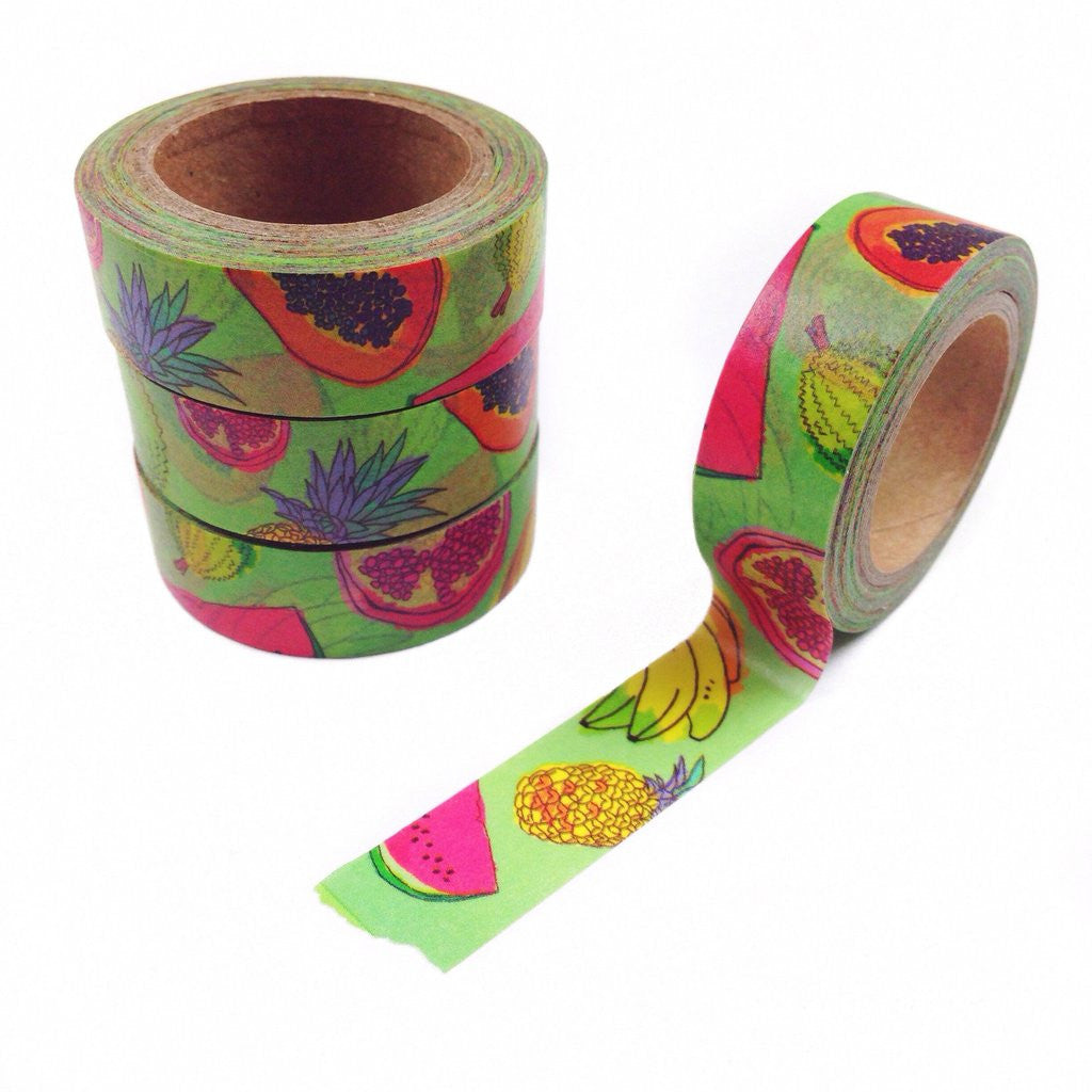 Brand New Washi Tapes