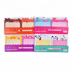 Big Memo Sticky Notes - Unicorn Planner