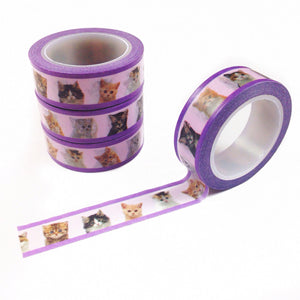Smitten Kitten Washi Tape