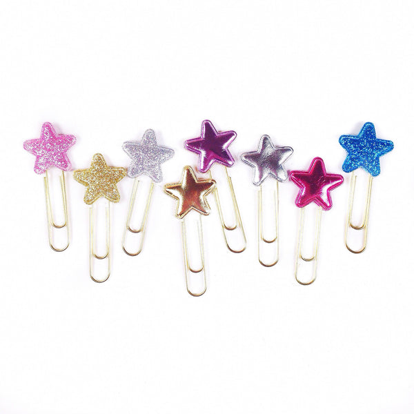 Magical Star Paper Clip