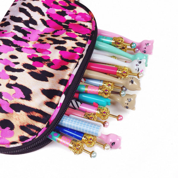 Pencil Pouch - Fierce - Unicorn Planner