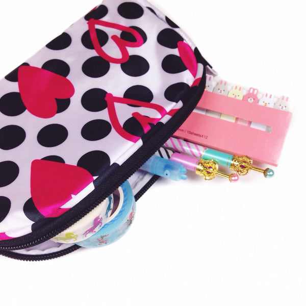 Pencil Pouch - Lovely - Unicorn Planner
