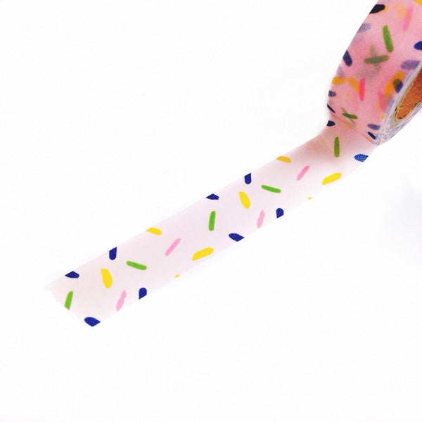 Candy Sprinkles Washi Tape