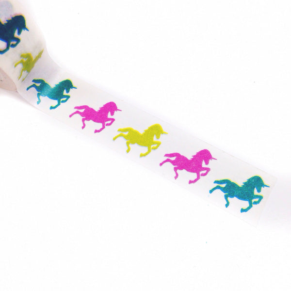 Unicorn Washi Tape - Unicorn Planner