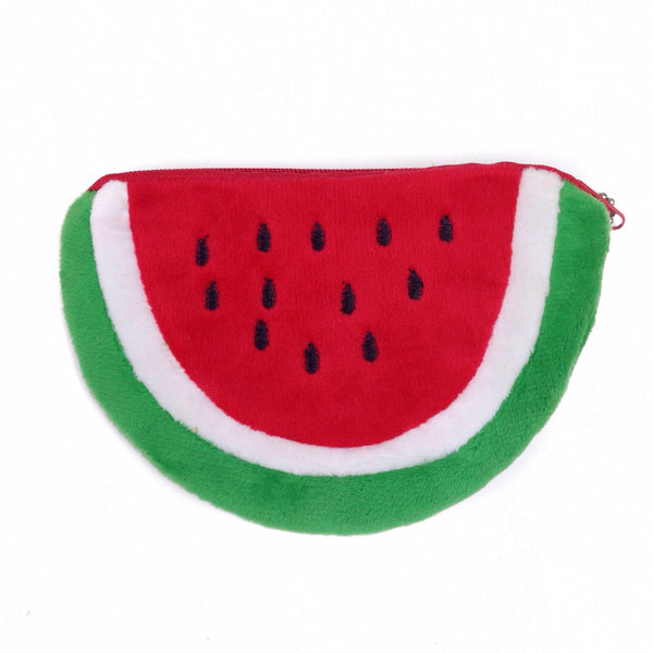 Red Watermelon Pouch - Unicorn Planner