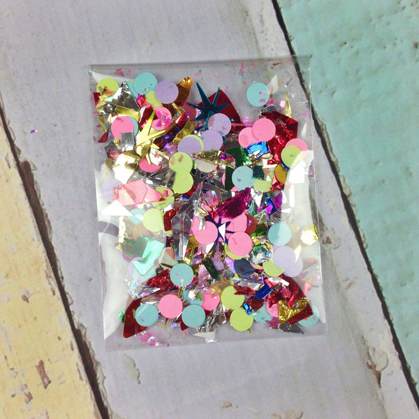 Unicorn Confetti Mix