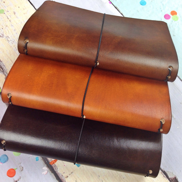 Delta Travelers Personal Notebook (Leather)