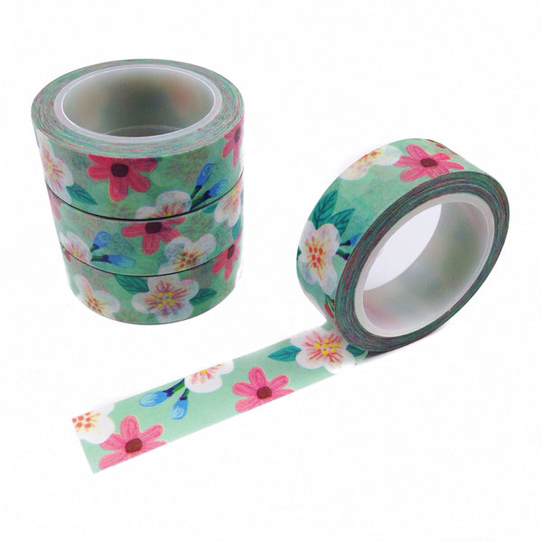 Serendipity Floral Washi Tape