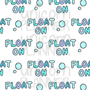 Float On Printable Paper (DIGITAL DOWNLOAD)