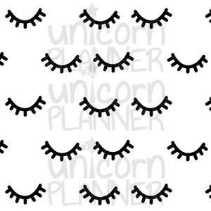 image relating to Printable Eyes known as Night time Eyes Printable Paper (Electronic Obtain)