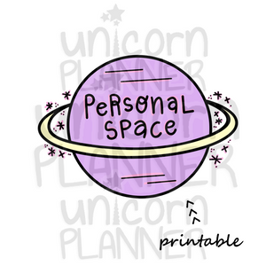 Personal Space (DIGITAL DOWNLOAD)
