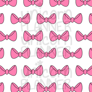picture about Printable Bow titled Bow Crimson Printable Paper (Electronic Down load)