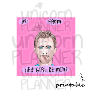 Valentine Ryan (DIGITAL DOWNLOAD)