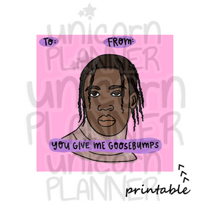 Valentine Travis (DIGITAL DOWNLOAD)