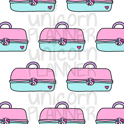 Caboodles Printable Paper (DIGITAL DOWNLOAD)